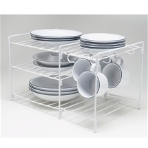 Space Saving Crockery Rack