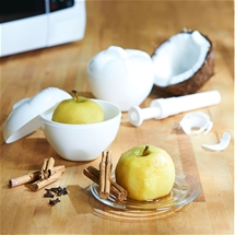 Microwave Apple Cooker Set