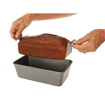 Fat Reduction Meatloaf Pan 2pc