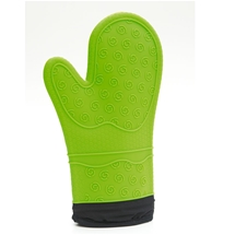 Silicone Oven Mitt with Lining