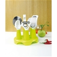 Kitchen Utensil Set with Stand_FF48_0