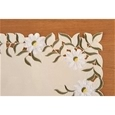 Embroidered Daisy Table Runner_TC42_1