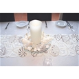 Table Runner Shell Embroidered_TC43_1